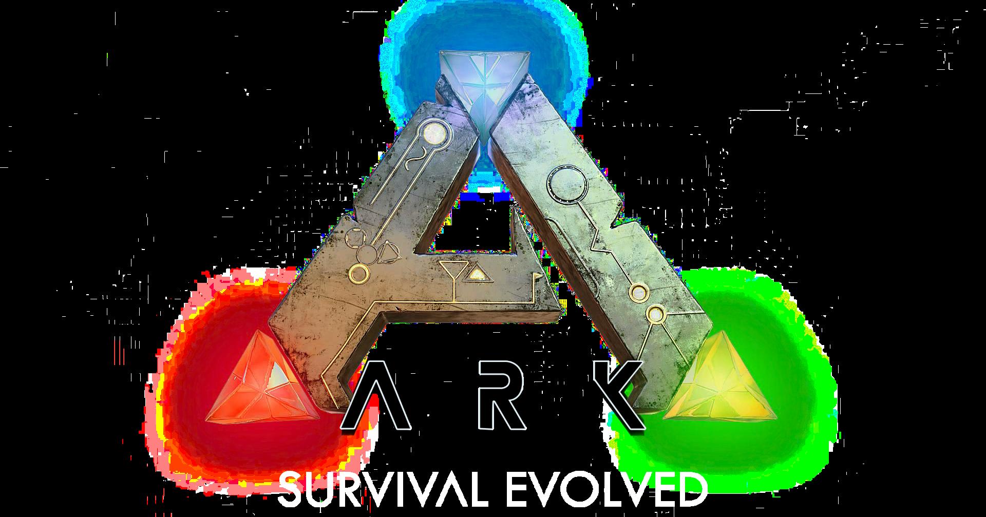 ark survival evolved hosting logo